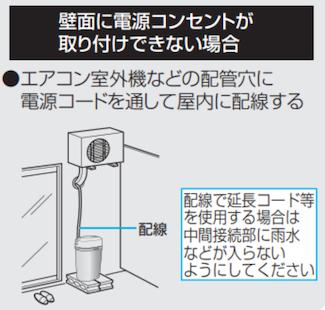 生ごみ処理機のマニュアル