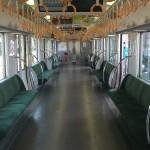 「電車内で端の席が空いたら移動しますか」という話
