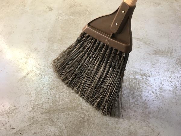山崎産業 清掃用品 コンドル 庭箒ブルロン
