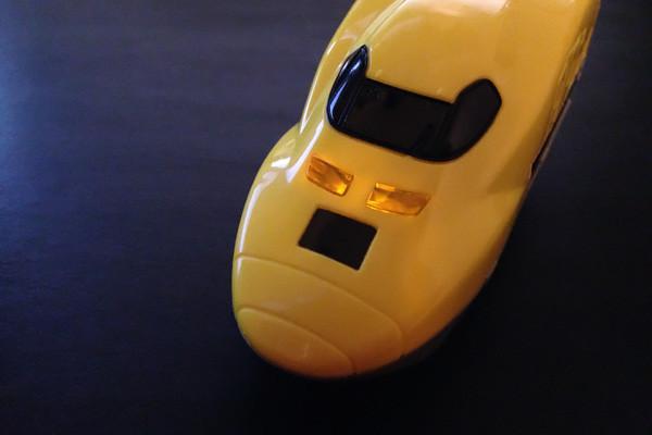 電池を入れ替えたドクターイエロー