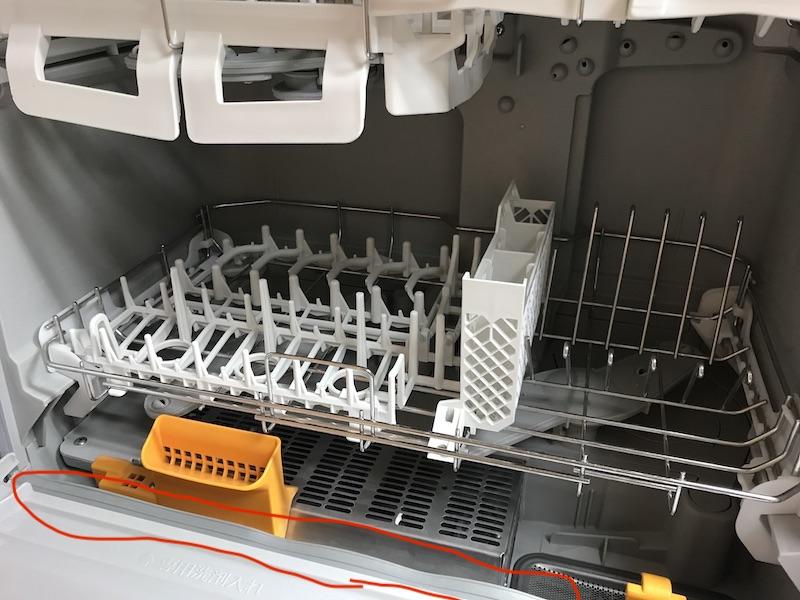パナソニック NP-TR8 食洗機